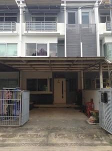ทาวน์เฮ้าส์บางกะปิ ให้เช่าทาวน์โฮมบ้านใหม่พระราม9 ศรีนครินท ให้เช่า ทาวน์โฮม บ้านใหม่ พระราม 9 ศรีนครินทร์ Baan Mai Rama9–Srinakarin   ใกล้ APL หัวหมาก The Mall บางกะปิ