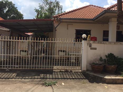 3A6MG0188 ให้เช่าบ้านเดี่ยวชั้นเดียว 3 ห้องนอน 2 ห้องน้ำ พื้นที่ 50 ตรว. ราคาเช่าเดือนละ 6,000 บาท