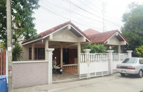 บ้าน ให้เช่า H 0694 ให้เช่าบ้านเดี่ยวชั้นเดียวขนาด 66 ตรว. 4 ห้องนอน 3ห้องน้ำ หมู่บ้าน ต.รวมโชค โชคชัย4 (54) ลาดพร้าว 71 ใกล้เลียบทางด่วนรามอินทรา