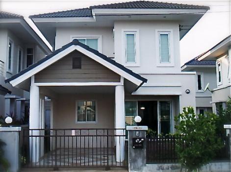 บ้าน ให้เช่า ให้เช่าบ้านเดี่ยว สองชั้น  เดอะลากูน่า ธารีน่าโฮม