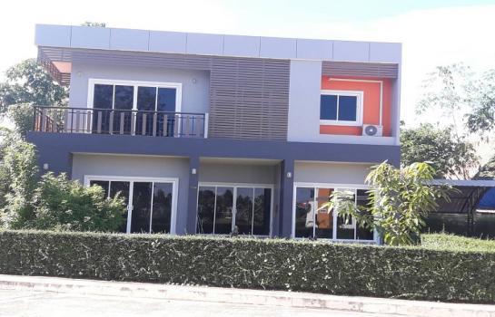 2A6MG0261 ให้เช่าบ้านเดี่ยว 2 ชั้น 3 ห้องนอน 3 ห้องน้ำ พื้นที่ 100 ตรว. ใกล้อนามัยหนองนาคำ ราคาเช่าเดือนละ 20,000 บาท