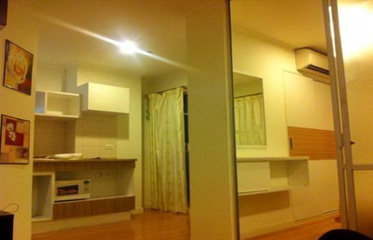 LPN Villa Chokchai4 Condo for Rent 6th Floor 29 sqm. 1 Bedroom Rental 9000 Baht Near MRT Ledprao Chokchai 4 police station