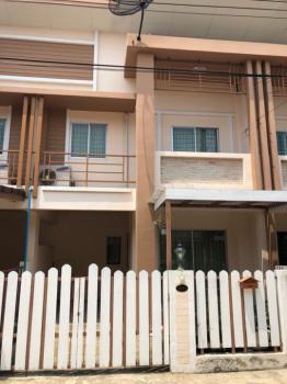ทาวโฮม 2 ชั้น หมู่บ้านกานดาพระราม 2 สวย ตกแต่งใหม่ น่าอยู่ 9500/เดือน สนใจติดต่อ คุณเนเน่ 095-7892434