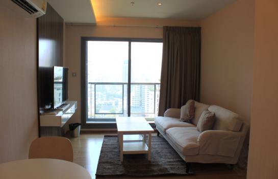 ขาย/เช่า คอนโดมิเนียมสุขุมวิท 43 ที่นี่ที่เดียวเข้าออกได้2ทาง สุขุมวิท39 และสุขุมวิท43 ขนาด 62 ตรม. Room for sale/rent by owner 62sqm. : H Sukhumvit 43 Condominium , 28th floor very good view