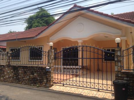 7A9PT0531 บ้านเช่า ให้เช่าบ้านเดี่ยวชั้นเดียว 2 ห้องนอน 2 ห้องน้ำ พื้นที่ 55 ตรว. ราคาเช่าเดือนละ 15,000 บาท ใกล้ตลาดปอยเปต ต.หนองปรือ อ.บางละมุง
