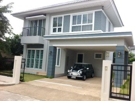 บ้าน ให้เช่า (เช่า) FOR RENT PERFECT PLACE RATTANATHIBET / 3 beds 3 baths / 52 Sqw.**22,000** Partly Furnished. NEAR BTS SAI MA. HOT DEAL