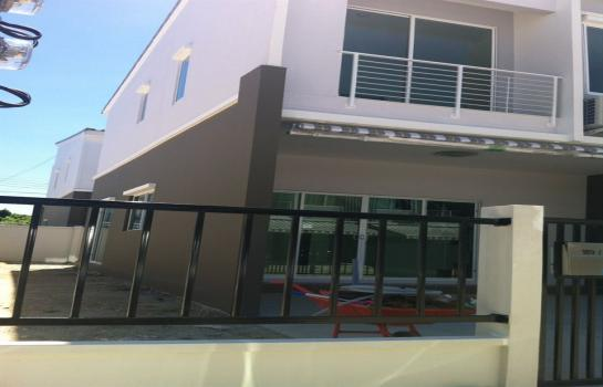 ขาย เช่า บ้าน TH หลังริม โครงการPleno พระราม 5 ปิ่นเกล้า