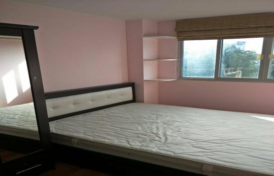 คอนโดลุมพินี รามอินทรา กม. 8 อาคาร a ชั้น 3 ห้อง 69/59 กรณีเช่า ค่าเช่าเดือนละ 5,500 บาท
