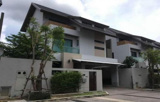 บ้าน ให้เช่า C0093 ให้เช่าบ้านเดี่ยว 3 ชั้นไพรเวท เนอวานา เรสซิเดนซ์ Private Nirvana Residence ใกล้CDC