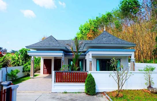 6A120481 ให้เช่าบ้านเดี่ยวชั้นเดียว 3 ห้องนอน 2 ห้องน้ำ พื้นที่ 10 ตรว.  ราคาเช่าเดือนละ 40,000 บาท ใกล้น้ำตกโตนไทร ต.เทพกระษัตรี อ.เมือง