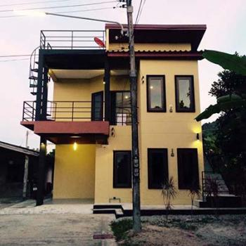 6A40346 ให้เช่าบ้านเดี่ยวสองชั้น 1 ห้องนอน 1 ห้องน้ำ ราคา 10,000  บาทต่อเดือน 150 ตร.ม. ใกล้โรงเรียนบ้านบางเทา ต.เชิงทะเล อ.ถลาง