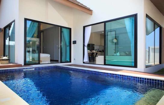 บ้านเดี่ยวชั้นเดียว บ้านสวย ทำเลดี เฟอร์นิเจอร์ครบครัน พร้อมสระว่ายน้ำส่วนตัว