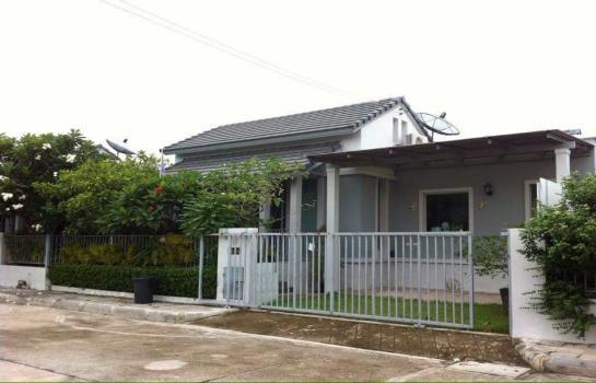 ขายบ้านเดี่ยว หมู่บ้าน วราบดินทร์ ลำลูกกา คลอง 5 เนื้อที่ 62 ตร.ว. 3 ห้องนอน 2 ห้องน้ำ จอดรถ 2 คัน