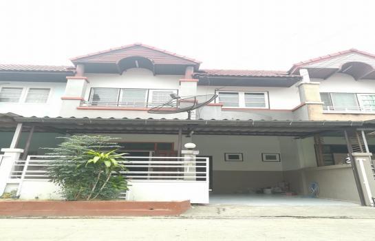 ขายบ้าน2ชั้น 21ตรว 4ห้องนอน 2ห้องน้ำ ใกล้โรบินสันกาญจนบุรี