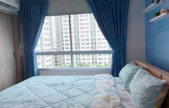 ให้เช่าคอนโดลุมพินี พาร์ค เพชรเกษม 98 ห้องใหม่มือหนึ่ง วิวสวน พร้อมเข้าอยู่ ห้องสวย โปรสุดคุ้มใกล้BTSบางหว้า Condo for rent LUMPINI PARK PHETKASEM 98 New room Garden view Just 10 minutes to BTS BangWa