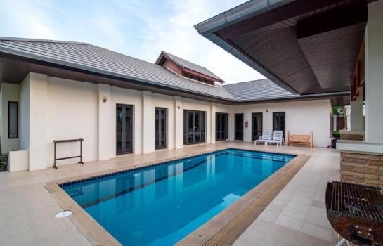 บ้านเช่าหัวหิน สระว่ายน้ำส่วนตัว ซอย 6
