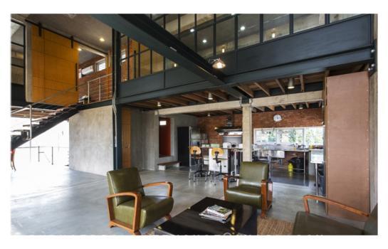 ขายบ้านสไตล์ loft มีเอกลักษณ์ไม่เหมือนใคร เหมาะสำหรับทำร้านกาแฟเก๋ๆ, อยู่อาศัยเอง หรือ ทำ Airbnb * อยู่ในแหล่งท่องเที่ยวเมืองเชียงใหม่