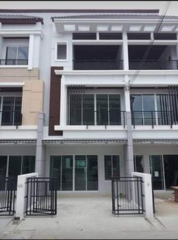 ให้เช่าทาวน์โฮม  3 ชั้น บ้านกลางเมือง สาทร – ราชพฤกษ์ BAAN KLANG MUANG SATHORN – RATCHAPHRUEK