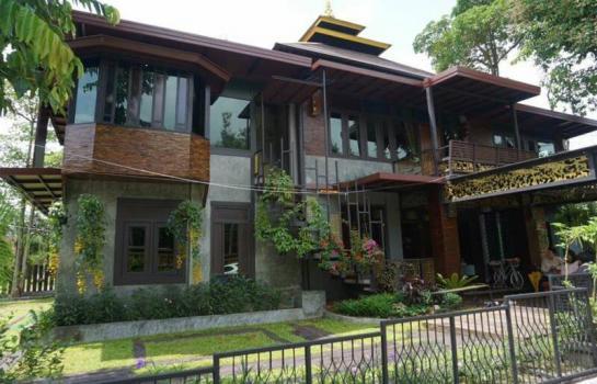 ขาย/ให้เช่าด่วน !! บ้านเดี่ยวสองชั้นใหม่เอี่ยม ในบรรยากาศร่มรื่น ใกล้มหาวิทยาลัยเชียงใหม่