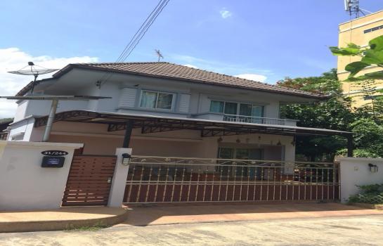 บ้านให้เช่า 4 นอน 2 น้ำ หมู่บ้าน สินธานี รังสิต คลอง 5 ติดถนนใหญ่ น่าอยู่มาก 10,000 บาท