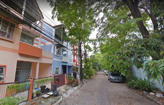 ให้เช่าทาวน์โฮมพร้อมแอร์เฟอร์ หมู่บ้านเมืองทองธานี ใกล้อิมแพ็คอารีน่า