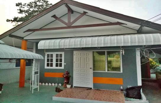 บ้าน ให้เช่า บ้านเดี่ยวให้เช่าสันกำแพง เดือนละ 6,000 บาท ประกัน 2 เดือน ล่วงหน้า 1 เดือน เข้าอยู่ได้เลย