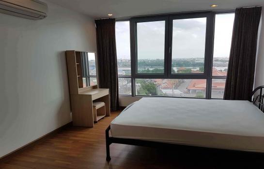 Apartment rental at Rama 3 Near BRT station 105 Sqm