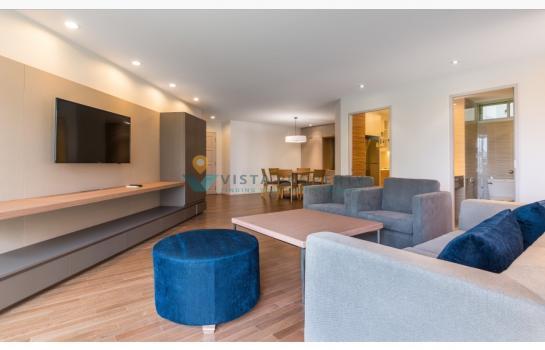 อพาร์ทเมนท์สาทร FOR RENT   SERVICE APARTMENT BANGKOK GARDEN   2 Bedrooms, 2 Bathrooms Size 120 Sq.m.