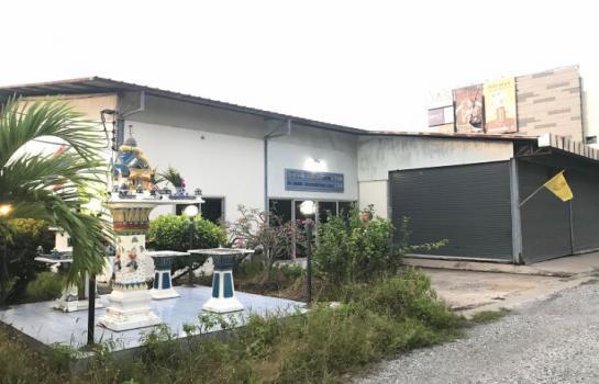 ให้เช่า โกดัง โรงงาน ออฟฟิศ ขนาด 1 ไร่ ถนนศรีนครินทร์ ใกล้ Foodland ศรีนครินทร์ , ห้าง Jas Urban ศรีนครินทร์