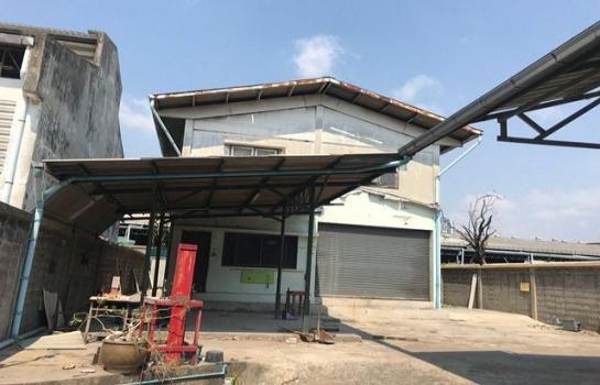 ให้เช่า โกดัง/ โรงงาน 113 ตร. วา ซอยศรีสกุล 25 ถ. ปู่เจ้าสมิงพราย สำโรงใต้ ใกล้โรงงานโตโยต้า (For rent warehouse/ factory 113 sq.wah in Soi Srisakul 25, Samrong Tai, Samutprakarn)
