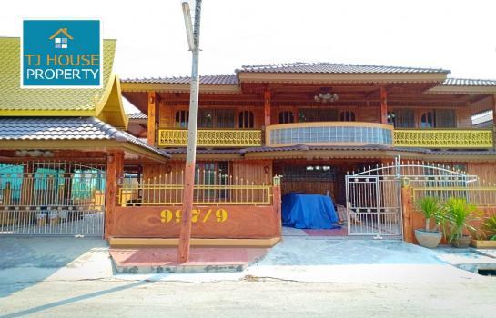 หมู่บ้านเมืองเอก เนื้อที่ 90 ตรว. ใกล้โลตัสบางปู
