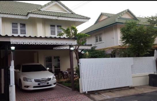 ขายบ้าน พฤกษา30/1 3 ห้องนอน 2 ห้องน้ำ 2 ชั้น พื้นที่ 35 ตารางวา ตกแต่งพร้อมอยู่ ราคา 2.69 ล้าน (ต่อรองได้ เจ้าของขายเอง)