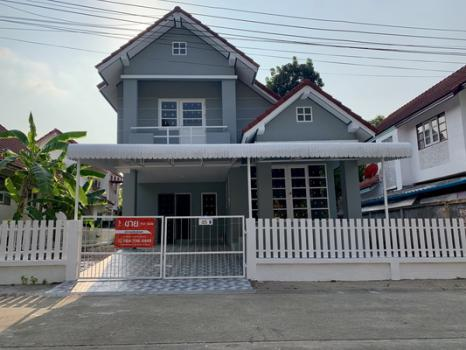 บ้านเดี่ยว ประภาวรรณ 1 สุวินทวงศ์ มีนบุรี กรุงเทพฯ