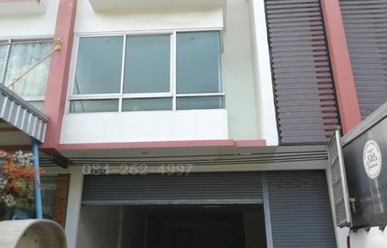 R018-023 ขายด่วน ทาวน์โฮม อาคารพาณิชย์ (ต่ำกว่าราคาตลาด) 084-262-4997 คุณเปิ้ล