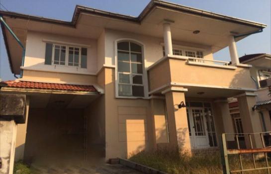 หมู่บ้าน วรารมย์ ซอย ประชาอุทิศ 98 บ้านเดี่ยว 2ชั้น  สนใจ คุยราคากันได้
