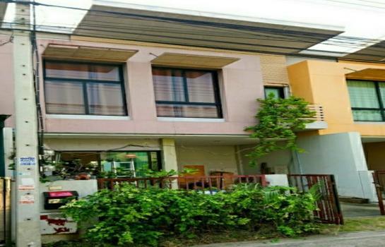 ขายถูก ทาวน์โฮม หมู่บ้านไอดีไซน์ลำลูกกาคลอง 3 บ้านสภาพดี โครงสร้างเดิม