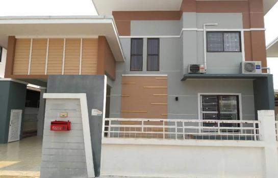 ให้เช่าบ้านสร้างใหม่ใน โครงการกุลพันธ์วิลล์ 9 เฟสใหม่  The Zentric