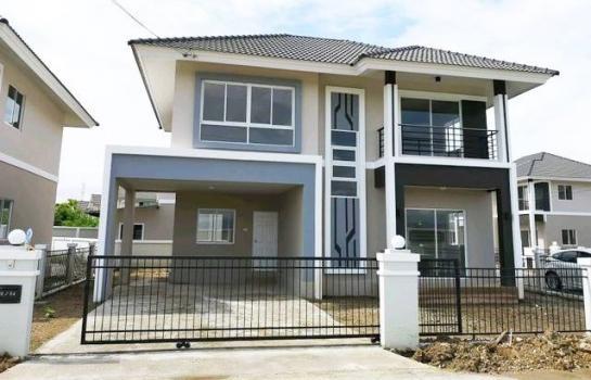 บ้าน ให้เช่า บ้านใหม่ให้เช่า สันกำแพง เดือนละ 26,000 บาท ประกัน 2 เดือนล่วงหน้า 1 เดือนเข้าอยู่ได้เลย