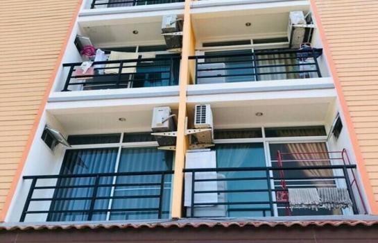 ขายหอพักนิสิตสุดหรู   ใกล้ ม. บูรพา บางแสน ชลบุรี 084-964-3440 ตูน