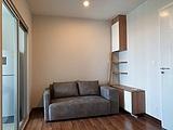 -For Rent-เซ็นทริค ติวานนท์ 1 ห้องนอน 33 ตร.ม ชั้น10 ตึกB ครบ ห้องใหม่ ใกล้รถไฟฟ้า ใกล้ห้าง 8500บาท