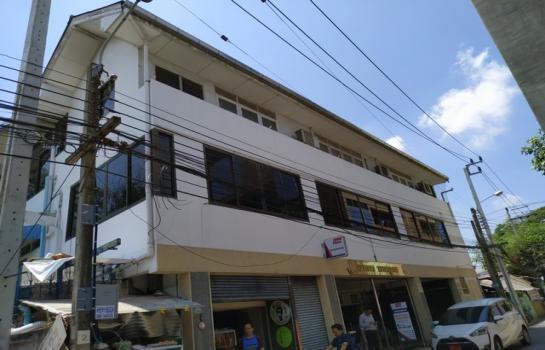 ขายโรงงาน  พระโขนง วชิรธรรมสาธิต 57 แยก 36 อาคารสำนักงานและพักอาศัย 3ชั้น