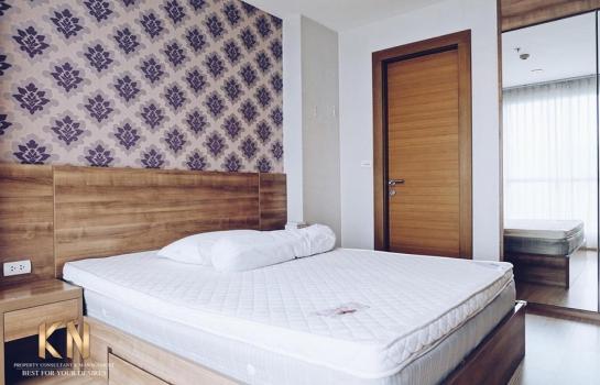 Rhythm ห้วยขวาง ขาย 1 ห้องนอน 1 ห้องน้ำ ขนาด 46 ตารางเมตร ชั้น 23 ทิศเหนือ