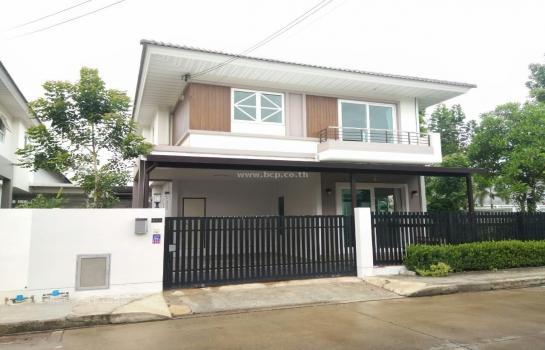 ขาย บ้านเดี่ยว 2 ชั้น ม.ศุภาลัย การ์เด้นวิลล์ ซอยพัฒนาชนบท 3 ถนนกรุงเทพ-กรีฑา ตัดใหม่ พร้อมอยู่ (LB44 - 017876)