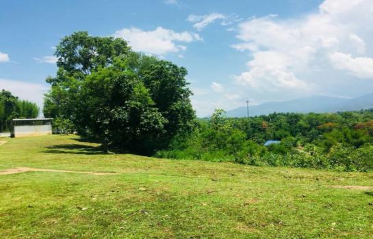 ขายที่ดินแม่ริม 281 ตร.วา ในโครงการหมู่บ้านสมหวังแกรนด์วิว1 ใกล้โรงเรียนนานาชาติเปรม 5 กม.อ.เเม่ริม จ.เชียงใหม่