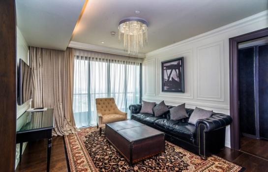 Rent/Sale Mini Penthouse Lumpini Sukhumvit 24 Bangkok