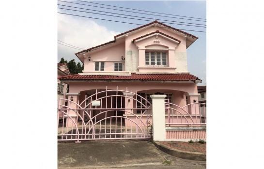 ขายบ้านเดี่ยว หมู่บ้านมัณฑนา คู้บอน 27  ทำเลดี ร่มรื่นน่าอยู่   3 ห้องนอน 2 ห้องน้ำ