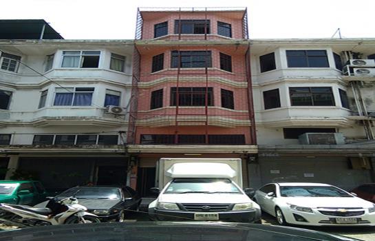 อาคารพาณิชย์ 2.5km จากสนามบินดอนเมือง