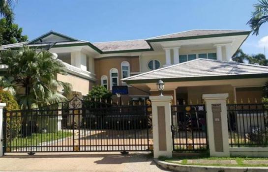 ให้เช่าบ้านเดี่ยว สวยมาก หมู่บ้านลดาวัลย์ สุขุมวิท หลังใหญ่ 212 ตารางวา Ladawan Chaloem Phra Kiat Soi 4 for Rent Fully Furnished big house
