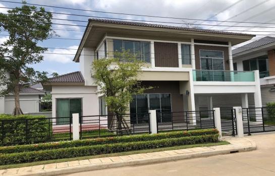 ขายบ้านเดี่ยวย่าน พระราม9-กรุงเทพกรีฑาตัดใหม่ PF 8.7ล. โครงการคุณภาพที่ตั้งอยู่บนถนน กรุงเทพกรีฑาตัดใหม่