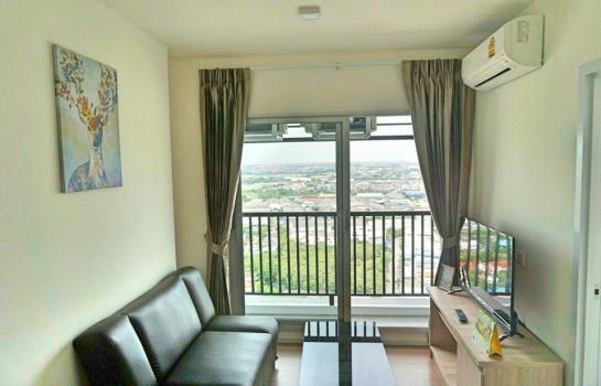 L9100962 - ให้เช่า คอนโด น็อตติ้ง ฮิลล์ สุขุมวิท-แพรกษา ขนาด 23 ตร.ม. ชั้น 28 (For Rent Notting Hill Sukhumvit-Praksa)